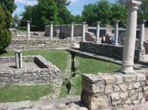 Aquincum Roman settlement, Budapest