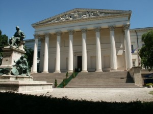 Hungarian National Museum - neo-Classical