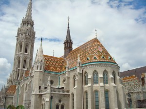 Matthias Church - neo-Gothic
