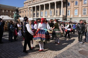 Easter Festival in the Buda Castle