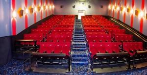 4D cinema experience