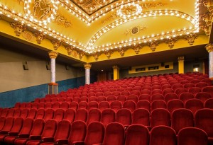 Arts cinema auditorium