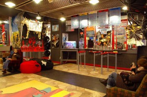 Arts cinema foyer