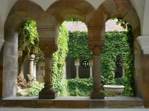 The Jáki chapel