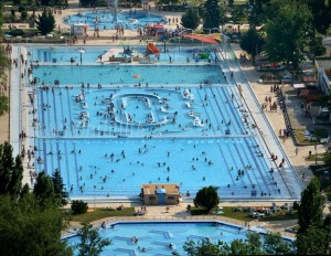 Palatinus swimming pool