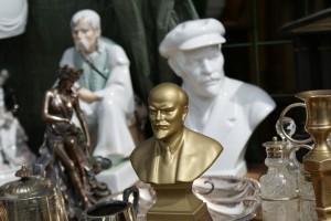 Lenin statues