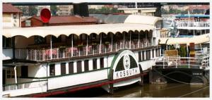 Kossuth ship museum