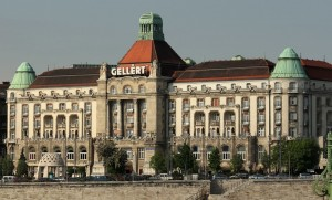 The Gellért Hotel