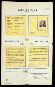 Papers for those with Swedish protection
