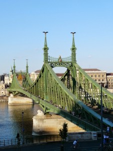 Ferenc József Bridge - Liberty Bridge