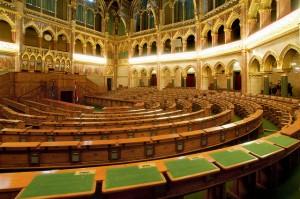 Parliament - interior.