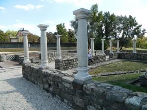 Aquincum Roman settlement