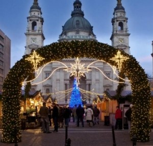 St. Stephen's Basilica Christmas Fayre.