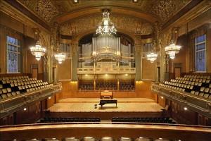 Liszt Academy of Music - interior