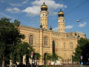 Budapest Synagogue
