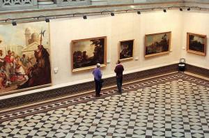 Museum of Fine Art - interior