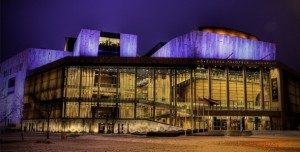 New concert hall, MUPA