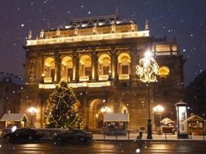 Opera House - Christmas