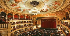 Opera House - auditorium