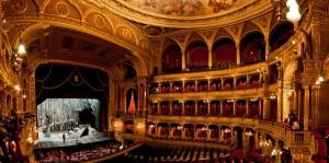 Opera House - interior