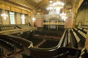 Main concert hall, Liszt Academy
