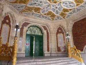 Museum of Applied Arts - entrance