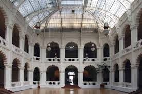 Museum of Applied Arts - main hall