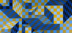 Vasarely work